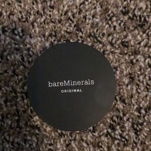 new Bare Minerals fairly light 03 .org foundation